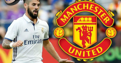 Isco Enggan Gabung Manchester United