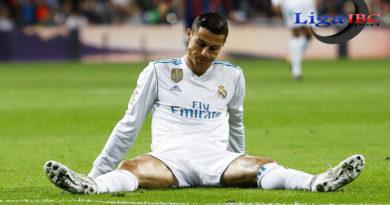 Cristiano Ronaldo Tolak Perpanjang Kontrak Real Madrid