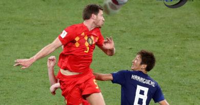 Fakta Terunik Piala Dunia 2018: Gol Sundulan Terjauh Dari Jan Vertonghen