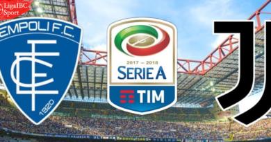 Review Empoli melawan Juventus Pada Serie A Italia