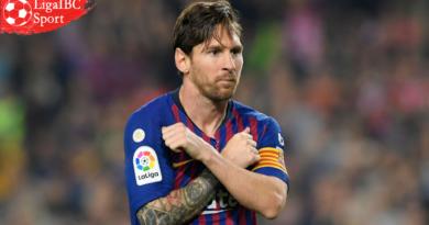 Lionel Messi Sudah Kembali Berlatih Di Camp