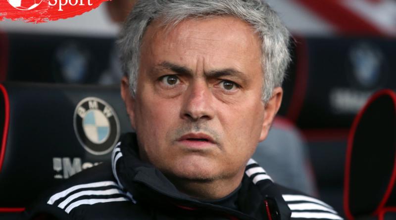 Jose Mourinho Di pecat dari Manchester United