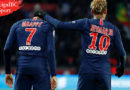 Paris Saint-Germain Meremehkan Manchester United