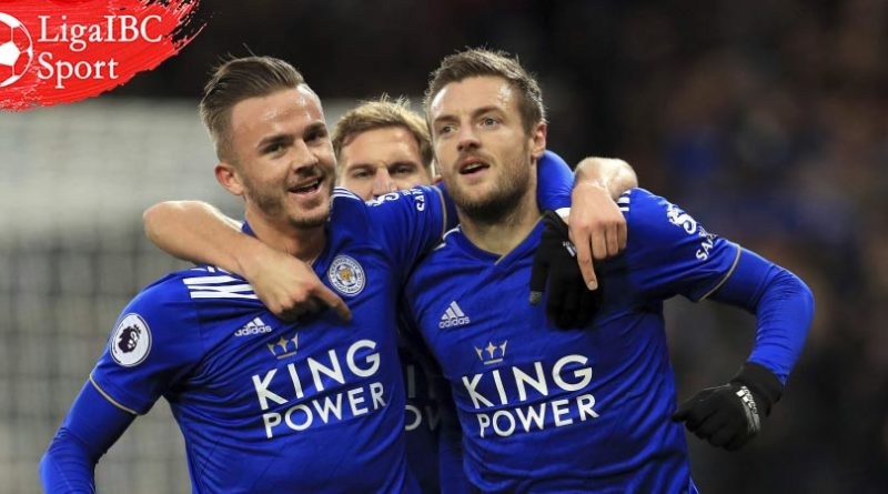 Leicester City Menang Atas Arsenal 3-0